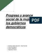 Progreso y avance social de la mujer en los gobiernos democráticos2.docx