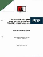 detección de Fallas en procesos industriales