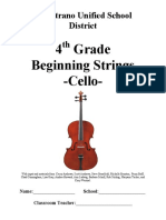 Complete Cello Book 2016