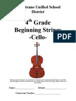 Complete Cello Book 2016