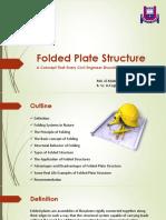 foldedplatestructure-160112162415.pptx