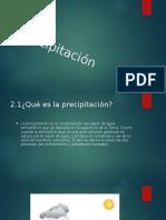 precipitación.pptx