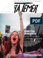 1 Informativo do mandato É Tempo de Resistência - Dep. Renato Roseno (PSOL) | Dezembro de 2017 - Ceará