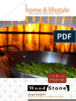 Wood Fired Recipe Booklets m