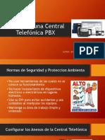 Configura Una Central Telefónica PBX-(EXPO_JEFF)