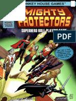 20021 Villains & Vigilantes - Mighty Protectors