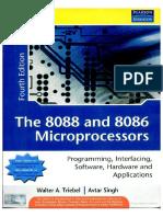 Chap 1 & Chap 2 Micro Processors 8086-88 Book