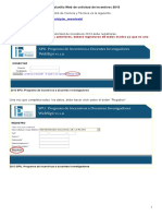 Instructivo Sitio Web 2013