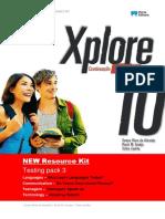 Xpl10 Test Pack 3