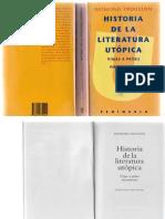 212460916 Trousson Raymond Historia de La Literatura Utopica Viajes a Paises Inexistentes (1)
