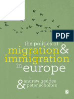 Andrew Geddes, Peter Scholten - The Politics of Migration and Immigration in Europe (2016, SAGE Publications Ltd).epub
