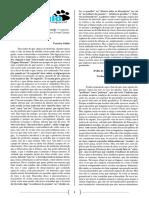 [Aulas 03-04] GULLAR, Ferreira. Artigos 'Da Fala Ao Grunhido' e 'Verdade e Preconceito'
