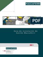 IG MX Guía de Instalación GavionesMaccaferriprint