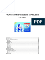 316582614 Plan de Marketing Soprole