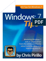Windows 7 Tips eBook