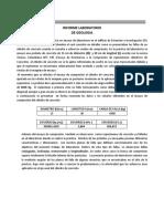 INFORME LABORATORIO GEOLOGIA