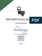 Nir6000 Technical Manual