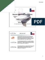 Houston to Dallas High Speed Rail Presentation