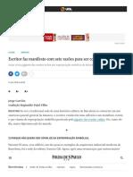 Escritor Faz Manifesto Com Sete Razoes Para Ser Contra a Amazon