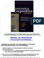 Governança Corporativa Na Prática