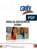 Manual de Buen Uso Internet