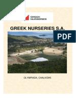 Greek Nurseries Presentation