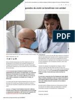 Más de 350,000 Asegurados de Junín Se Benefician Con Unidad Oncológica _ Noticias _ Agencia Peruana de Noticias Andina
