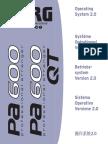 Pa600 Upgrade Manual v2.0 (EFGIC)