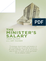 Ministers Salary