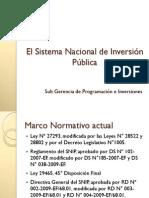 SNIP Presupuesto Participativo 2011[1]