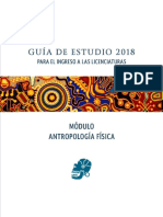 4.- Módulo Antropología Física