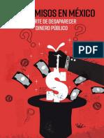 Fideicomisos en México 2018. Informe Fundar.