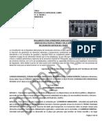 15-03-18 Reglamento Para Vendedores Ambulantes Playa El Tirano