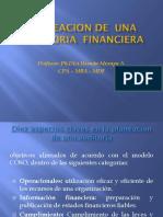 Planificacion de Auditoria de EEFF