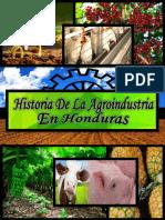 Bueno Historia de La Agroindustria