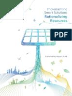 Kahramaa Sustainability Report 2016 (1)