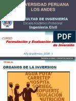 05. Fepi - Semana 04 - Organos de La Inv.
