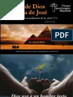 Jose en Egipto 1