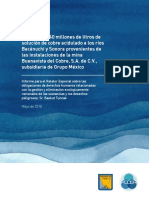 Sonora Informe May 2018