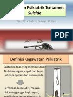 Kegawatan Psikiatrik