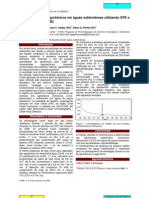 Análise agrotóxicos HPLC