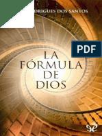 La Fórmula de Dios...