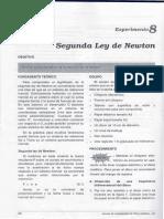 2 2 Segunda Ley de Newton