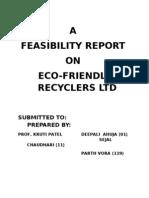 Eco-friendly Recyclers Ltd.