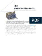 Sistema de Almacenamiento Dinámico