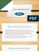 Empresa Internacional Ford