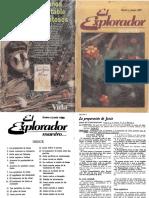 El Explorador - Maestro Enero a Junio 1989