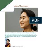 Myanmar  Failure of Democracy.docx