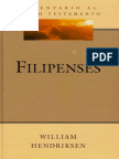 Comentario Al Nuevo Testamento - Filipenses - William Hendriksen