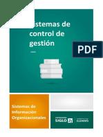 4.4 Sistema de Control de Gestión